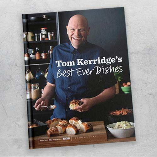 TOM KERRIDGE'S BEST EVER DISHES (2014)