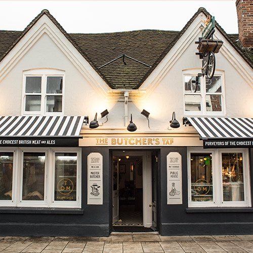 THE BUTCHER'S TAP / MARLOW