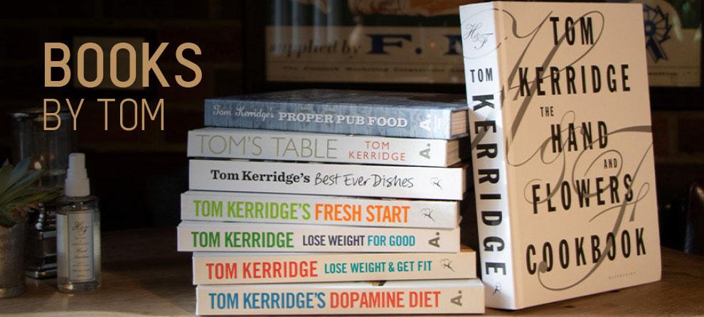 TOM'S RECIPE BOOKS