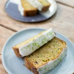 COURGETTE AND CARDAMOM CAKE