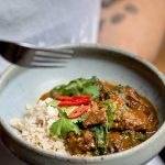 MALAYSIAN-STYLE BEEF CURRY
