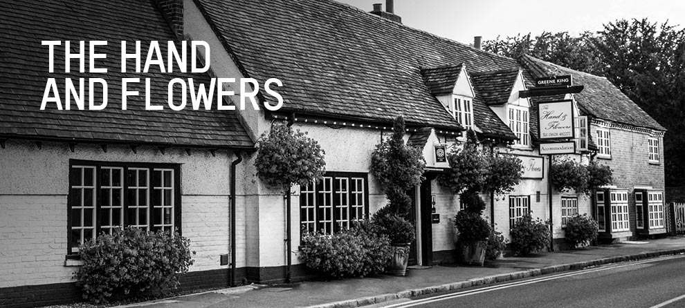 THE HAND AND FLOWERS / MARLOW